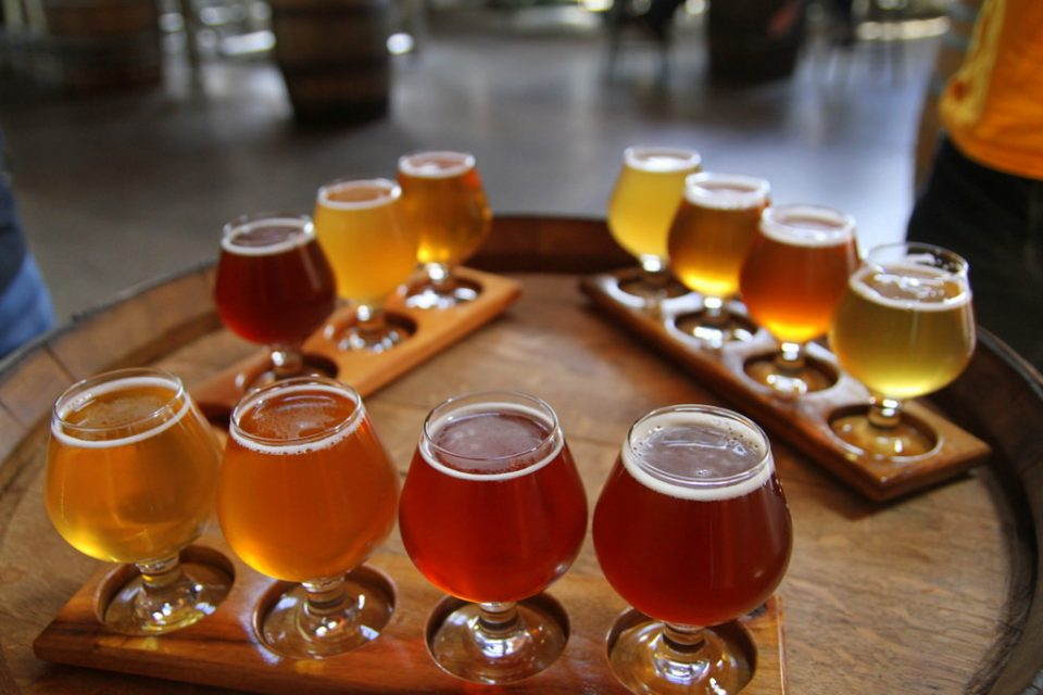 Market leading craft brewery: Scenario identification and prioritization