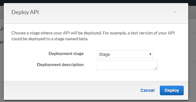screenshot deploy authorizer for api in api gateway