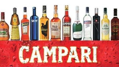 Campari group products lineu p