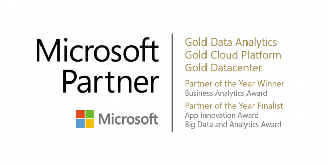 Microsoft gold partner awards