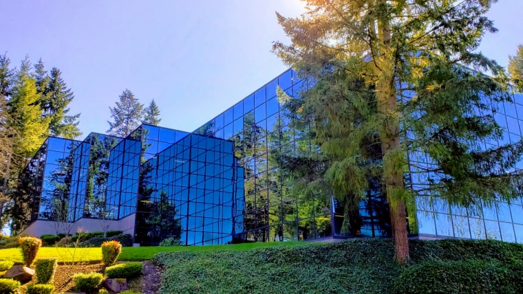 Neal Analytics Bellevue HQ from outside