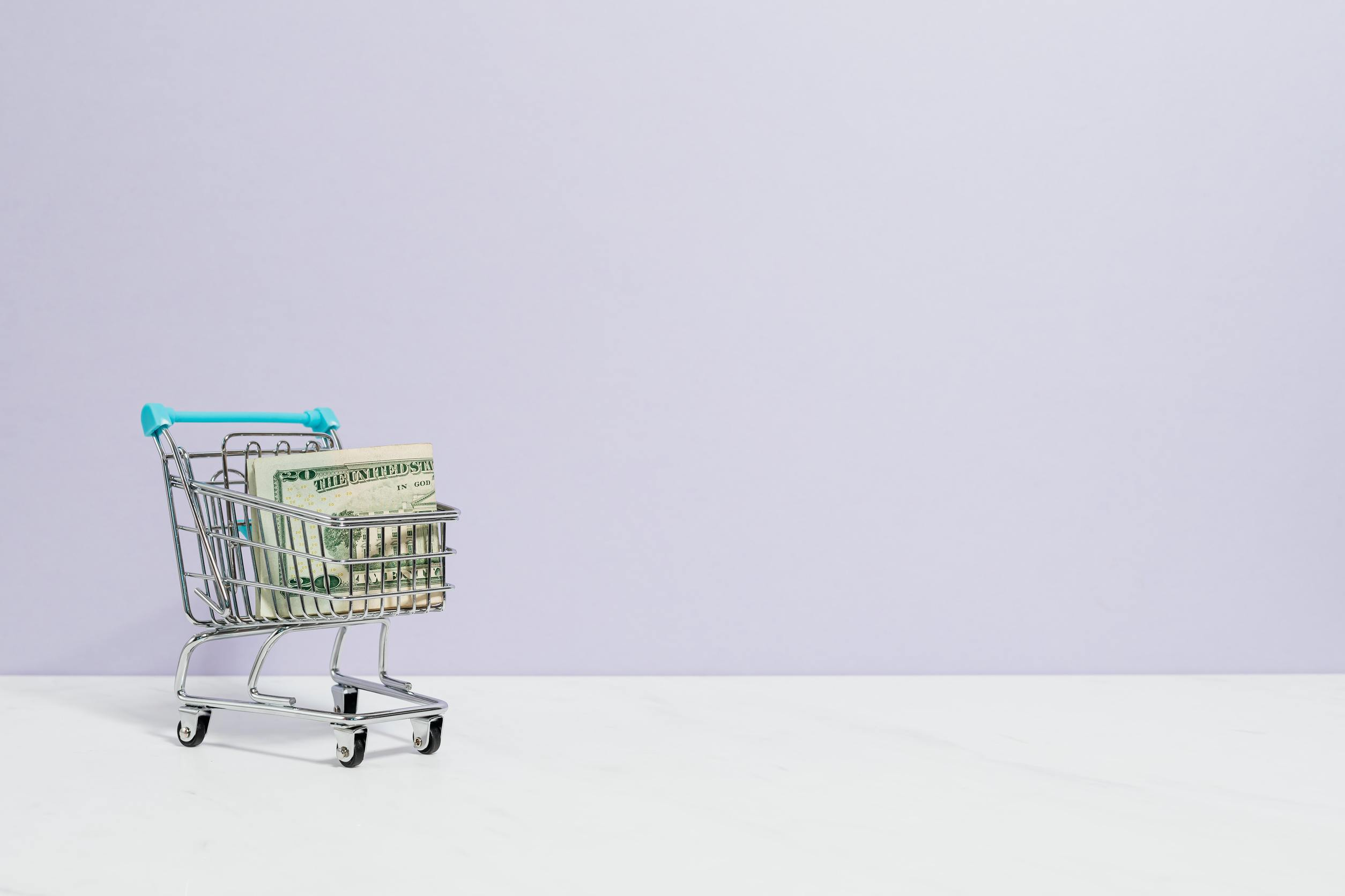 Proactively populate cart through combination of customer history analysis and filtering techniques