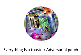 adversarial patch example image
