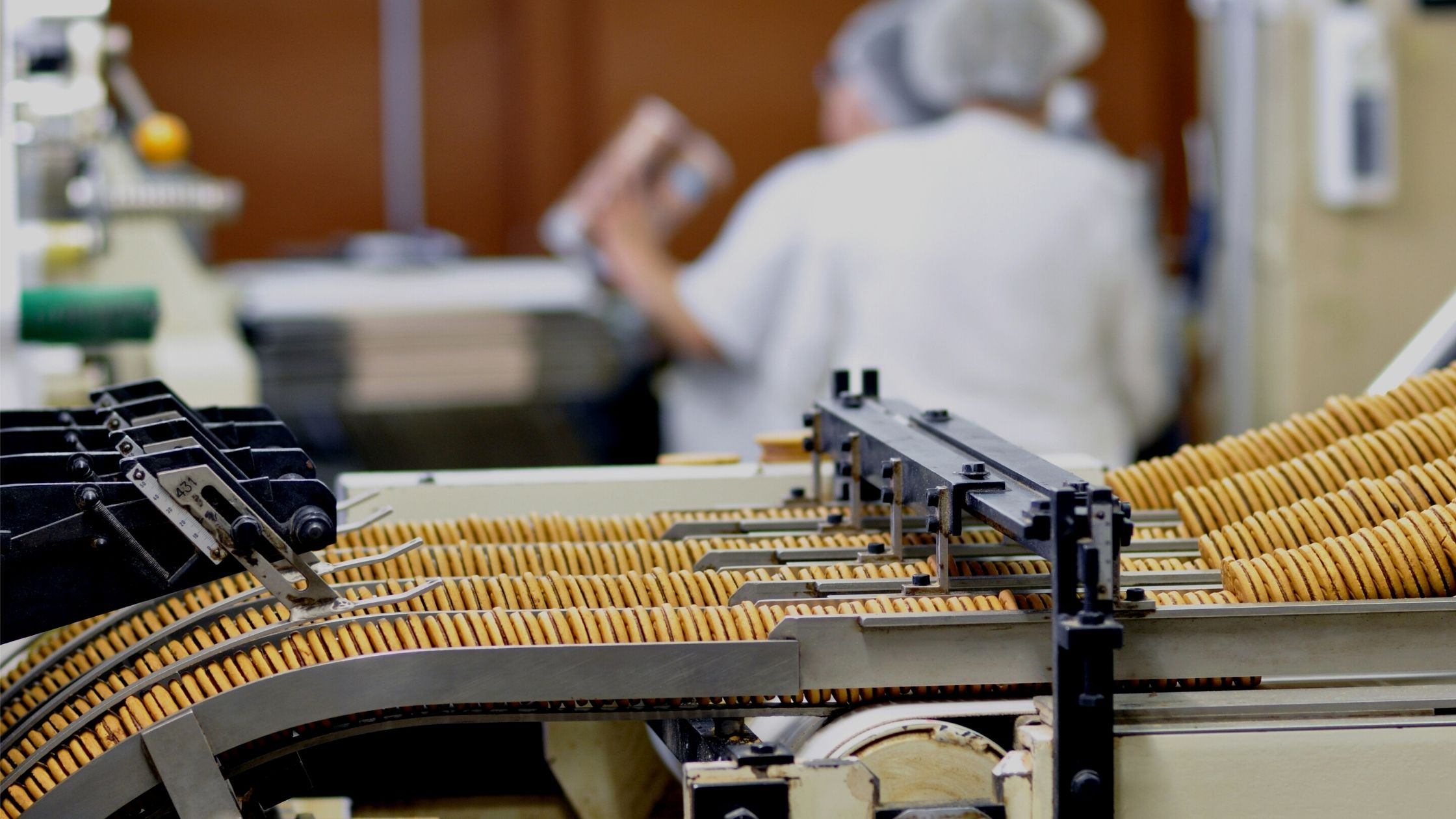 How AI can help food manufacturers reduce wasteand optimizeyield