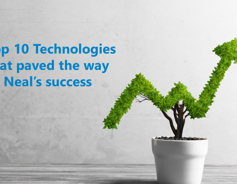 Top 10 technologies that paved the way to Neal's success